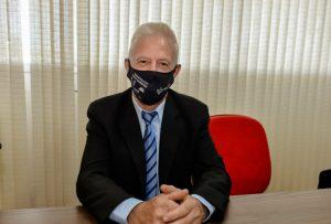 Prefeito de Fontoura Xavier Luiz Armando Taffarel (PSD) (Foto: Divulgação)